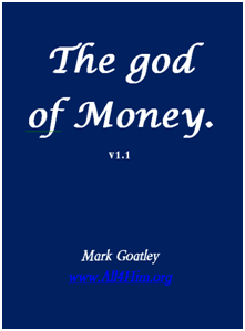 eBook The god of money